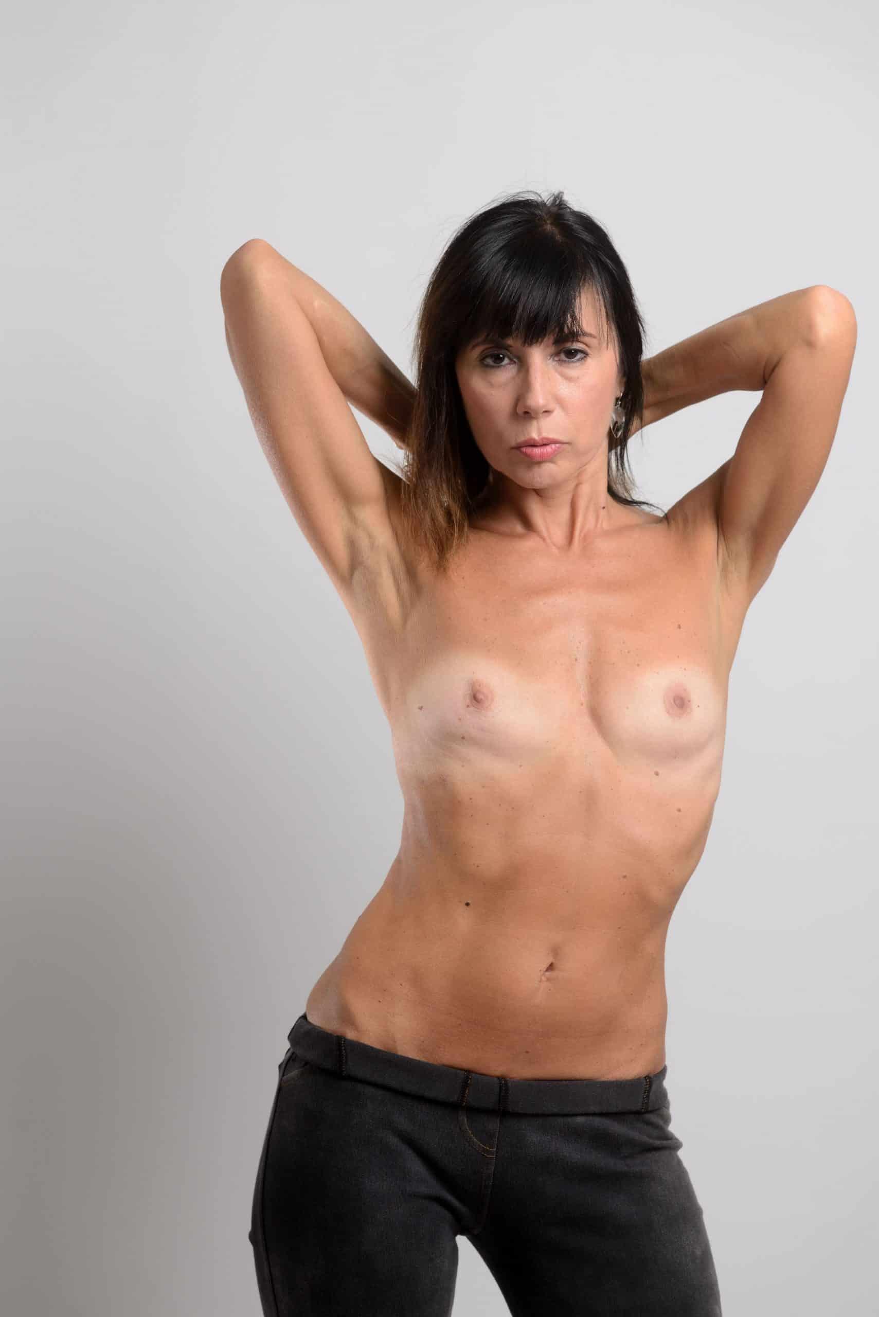 matrure woman naked