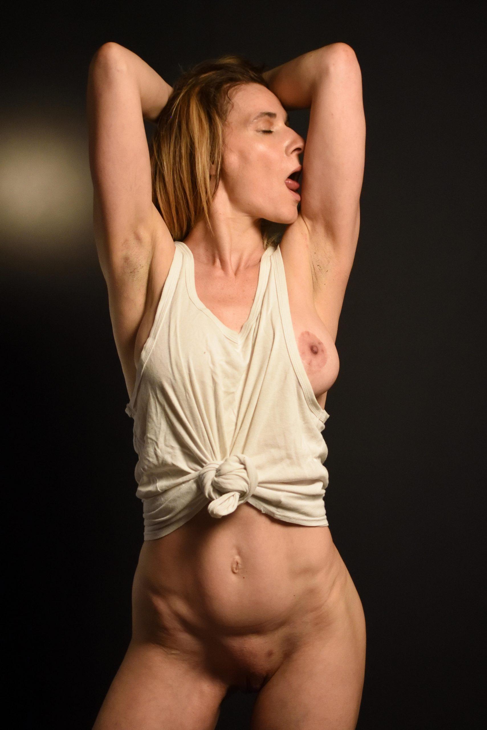 mature woman naked