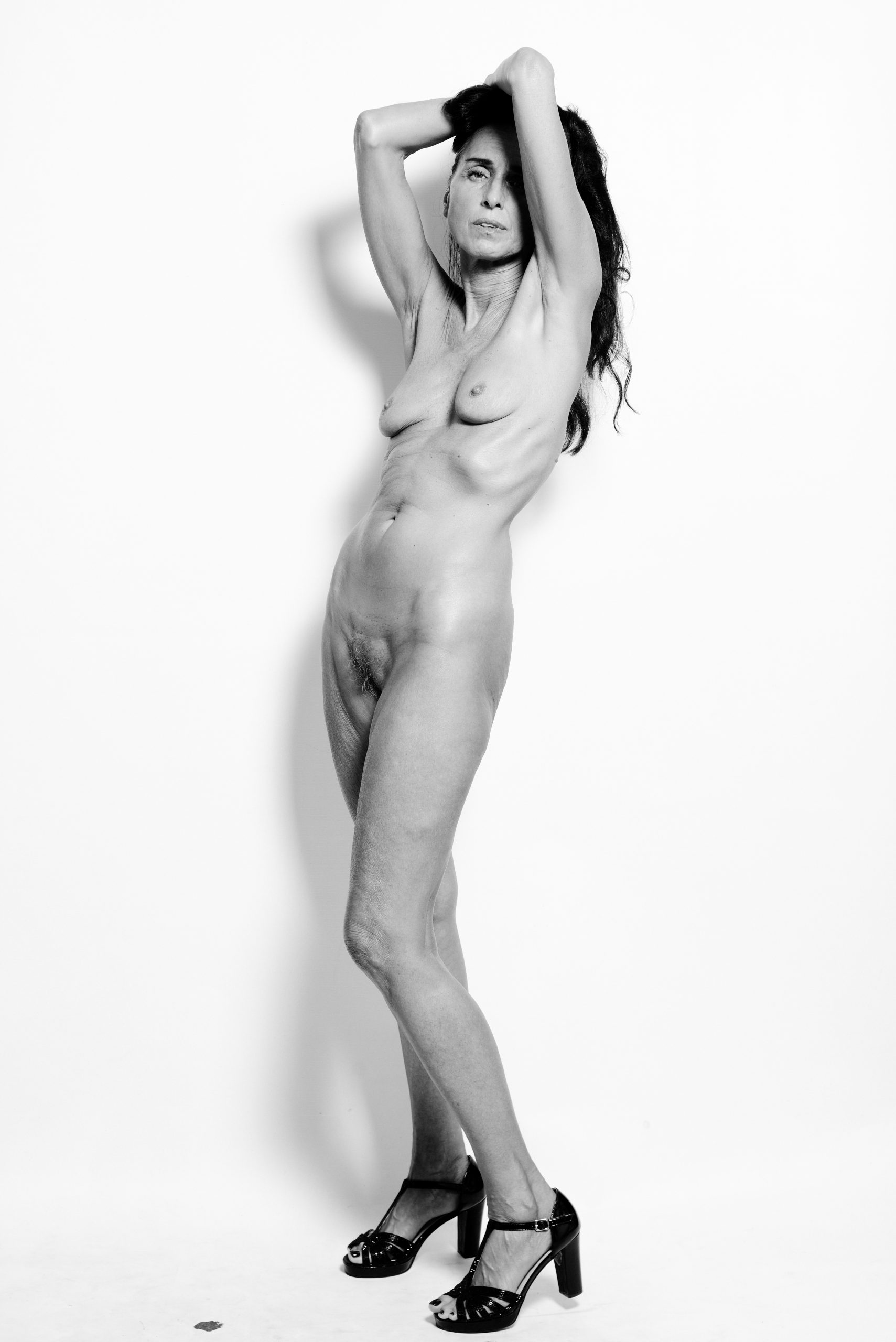 mature woman nude