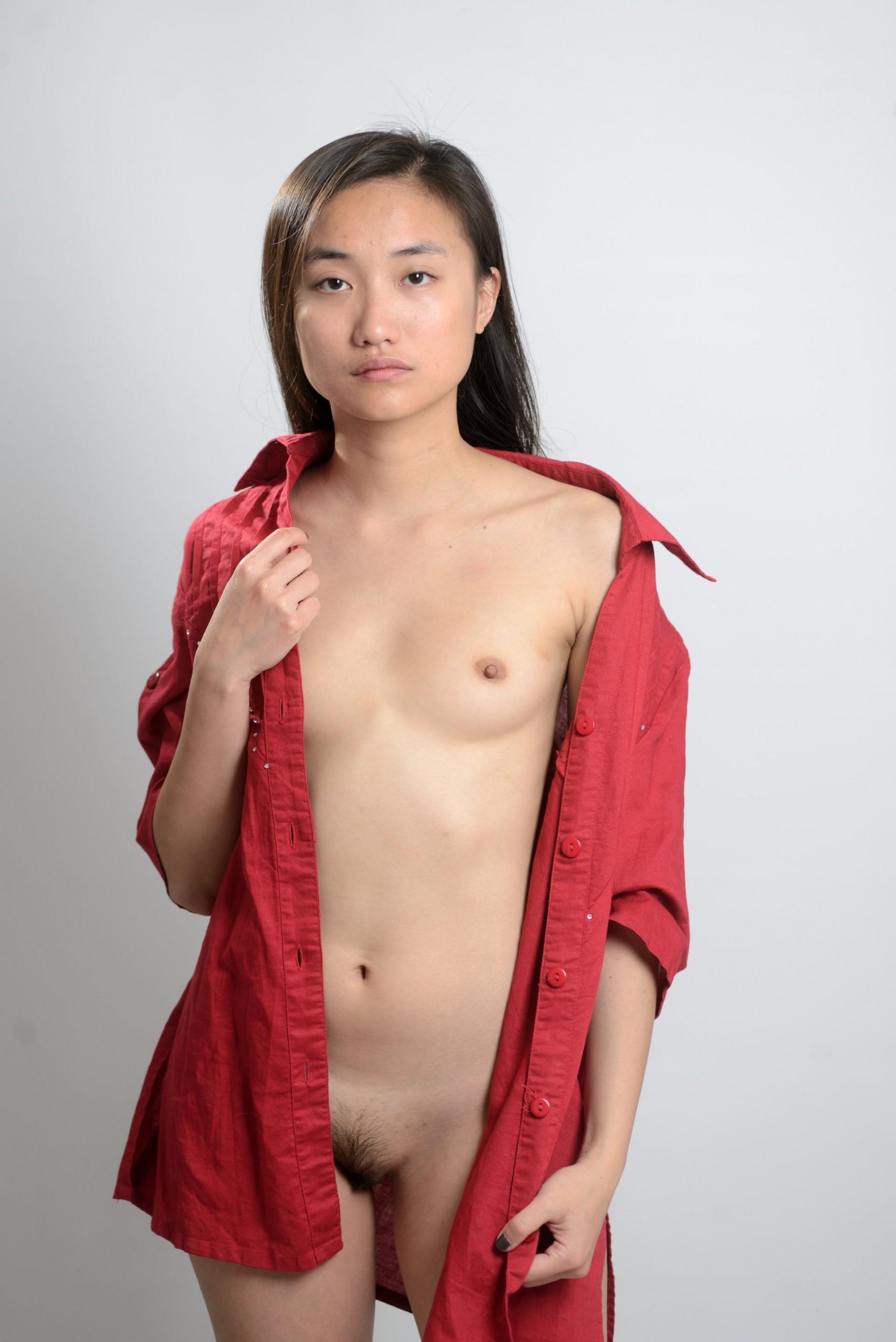 Eastern beauty nude