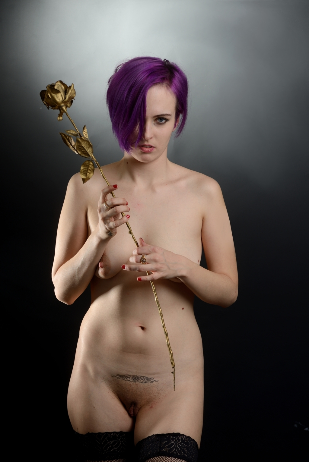 Venus Ferrari nude